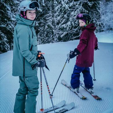 dope skidkläder snowboard barnstorlekar