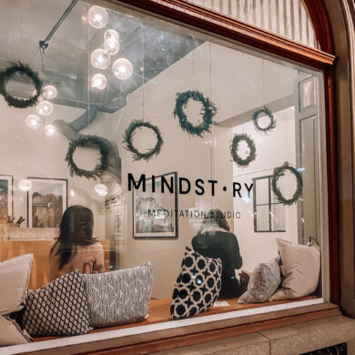 mindstory meditation i Stockholm boutiquestudio studio