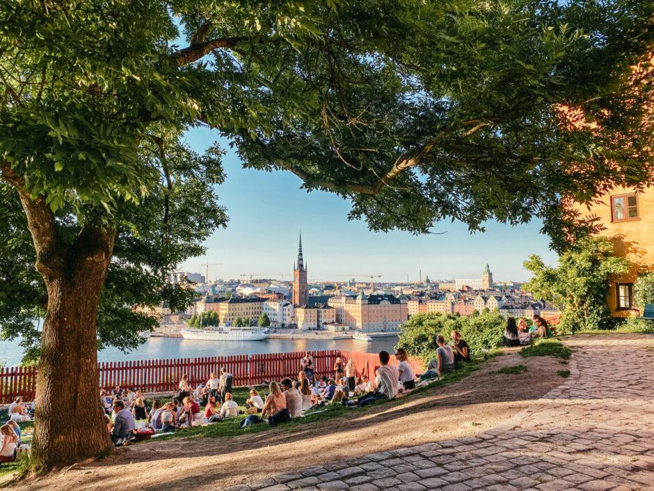 stockholm Ivar los park
