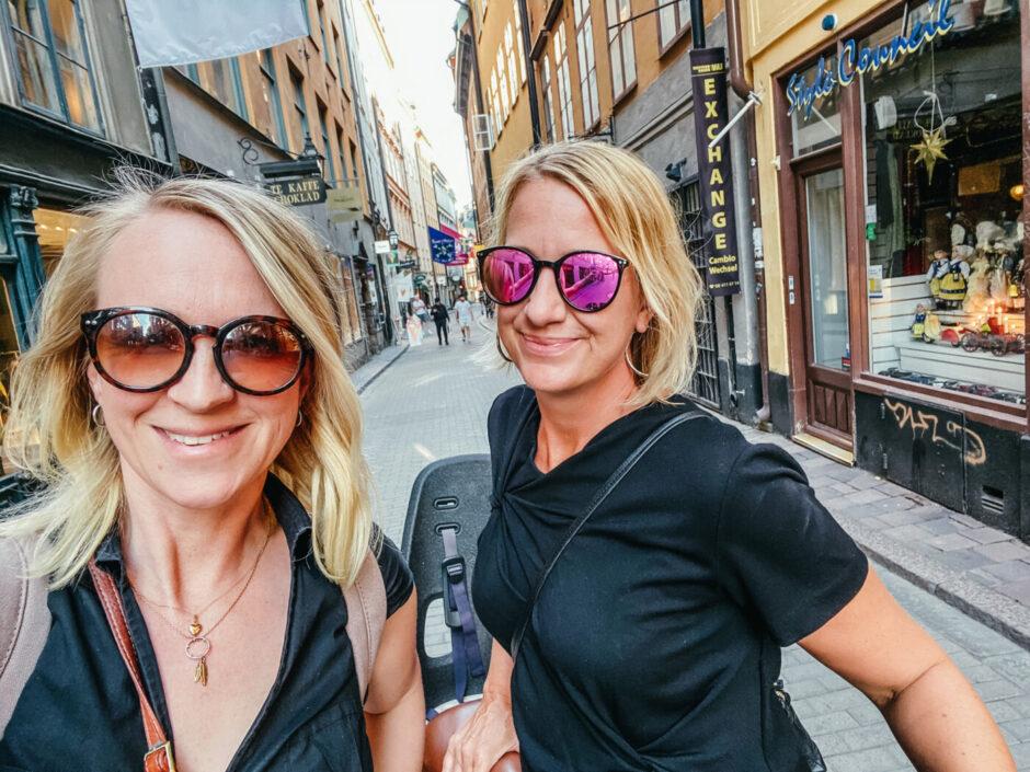 Annika lisa gamla stan stockholm