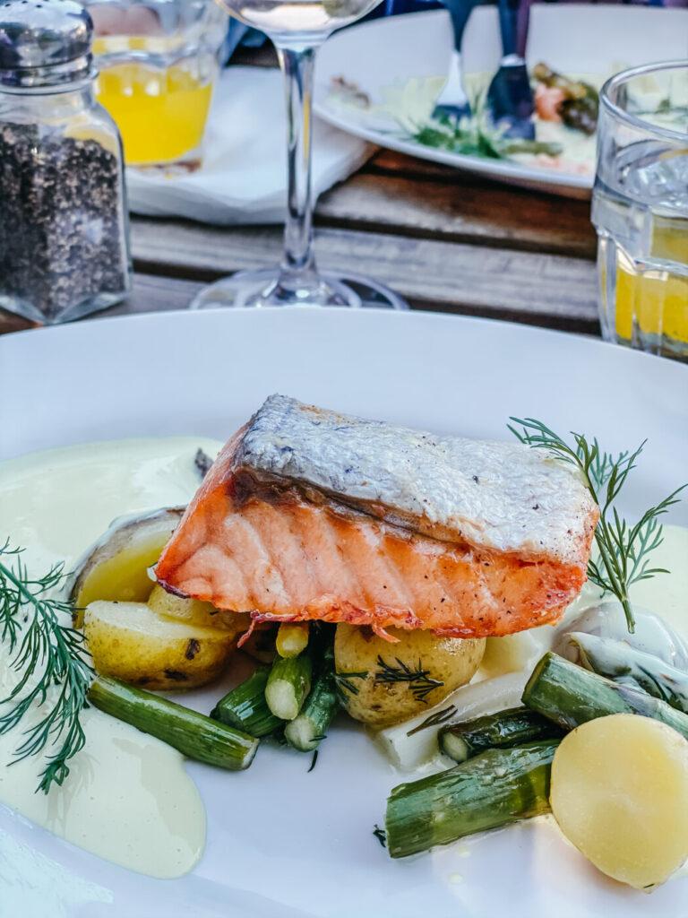 Kerstin & britt restaurang saltsjö duvnäs nacka koloni mat