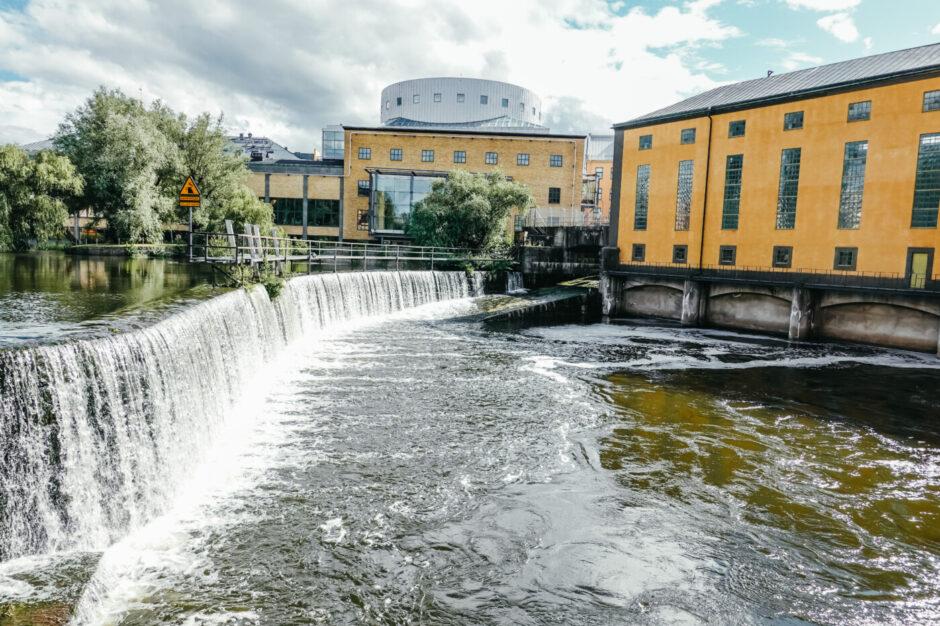 Norrköping industrilandskapet