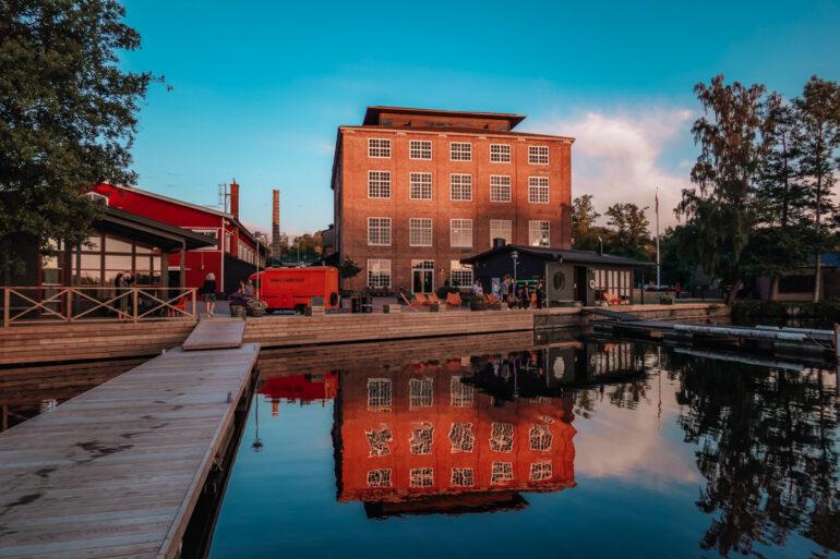 Nääs fabriker hotell nära Göteborg-154