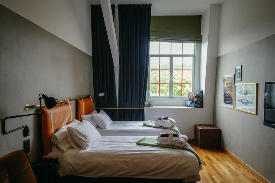 Nääs fabriker snyggt hotell spa