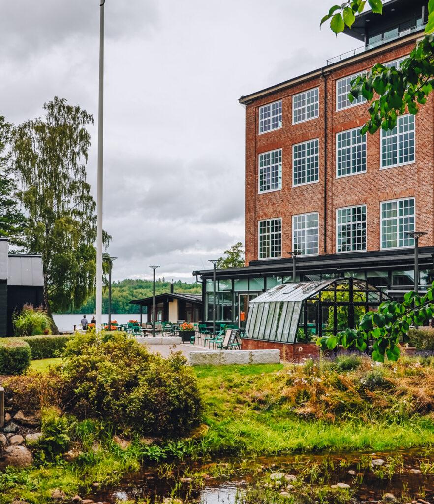 Nääs fabriker hotell nära Göteborg-41