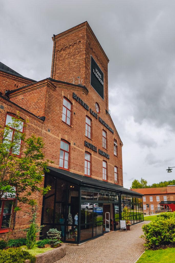 Nääs fabriker hotell nära Göteborg-113