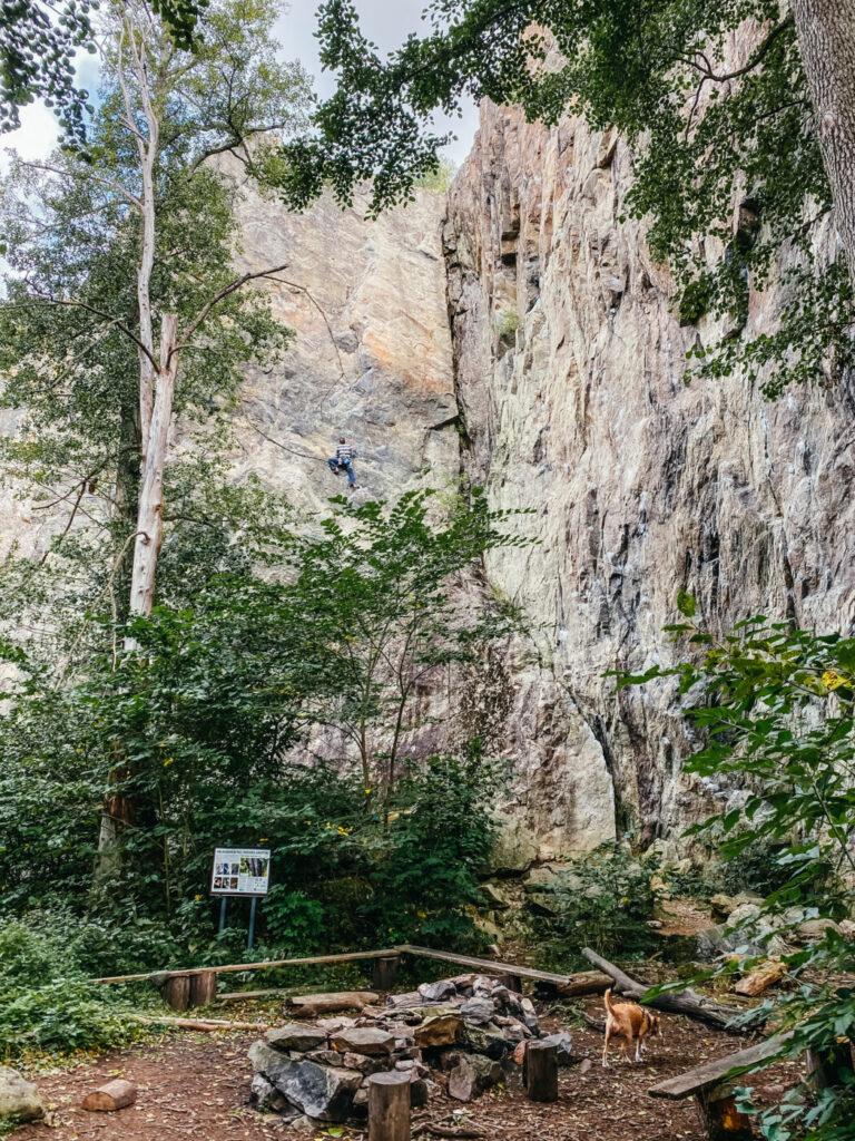skeviks grotta Värmdö nacka utflykt